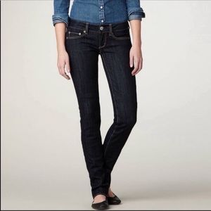 American Eagle Super Stretch Dark Wash Skinny Jean